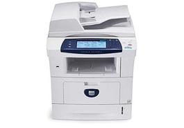Gros plan sur le photocopieur imprimante